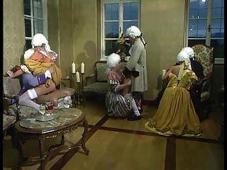 18世纪的狂欢