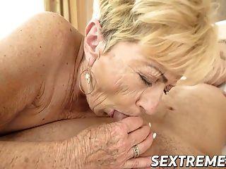 热螺柱抢劫破坏角质奶奶maylas老和毛茸茸的阴户