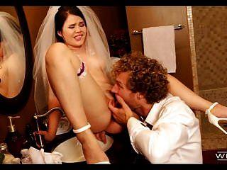 最好的男人在她的婚礼上乱搞新娘
