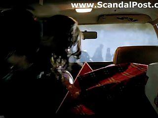 在scandalpost.com的亚历山德拉daddario汽车性爱场面