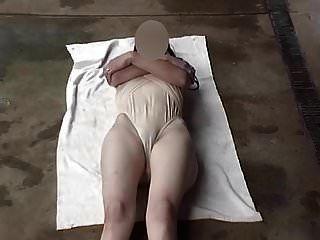 透明泳衣腿开阔