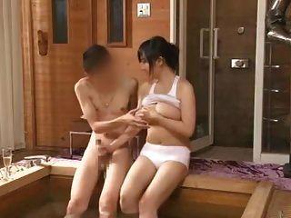 azusa nagasawa在桑拿女士职业第5部分