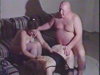 丑陋的胖子乱搞成熟的女人
