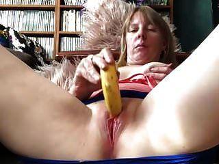 和香蕉一起玩