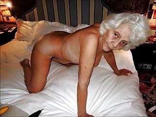 迷人的白发女人2