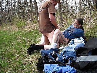 我们的河道他妈的在树林里我准备他妈的
