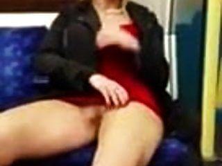 在火车上的乐趣