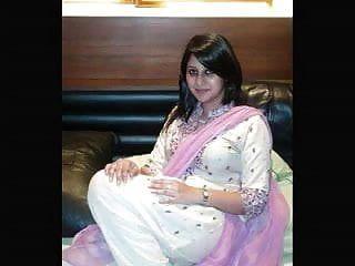 热的巴基斯坦女孩谈论穆斯林paki性喜